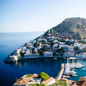 Greece - Hydra Route